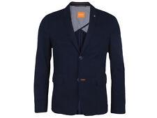Hugo Boss señores de tu chaqueta 48 marine Borat _ BS-W algodón elastano Orange Label nuevo