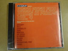 CD / JOCKEY SLUT PRESENTS.. DISCO POGO FOR PUNKS IN PUMPS VOL. 4