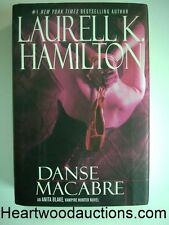 DANSE MACABRE by Laurell K. Hamilton FIRST