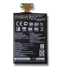 Bateria para LG GOOGLE NEXUS 4 E960 BL-T5 2100 mAh