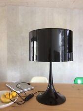 Original Flos spun light T2, schwarz