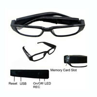 DV 720P Glasses spy glasses Camera Digital DVR camera glass Cam (Black)
