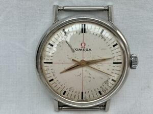 Vintage Omega Wrist Watch In Perfect Working Order.