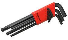 Bondhus BLX9 Metric Ballpoint Allen Key Set 9pc 10999