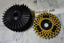 RS turbofan Black turbo fans Bremsenlüfter Turbolüfter Lüfterr