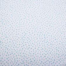 9m - Thibaut Tanzania Turquoise Animal Print Cushion Curtain Upholstery Fabric