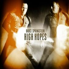 BRUCE SPRINGSTEEN HIGH HOPES CD & DVD ALL REGIONS NTSC NEW