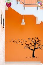 Wall Vinyl Stickers Tree Branch Fall Coolest Floral Decor For You  z1561