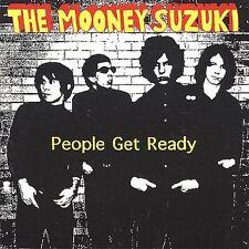 People Get Ready by The Mooney Suzuki CD Sep-2000, Estrus mint 90s garage punk
