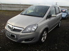 VAUXHALL ZAFIRA SRI 1.8 PETROL 5 SPEED MANUAL 2008 4X WHEEL NUTS BREAKING/PARTS