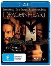 Dragonheart (Blu-ray, 2012)