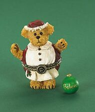 BOYDS BEAR TREASURE BOX MOMMA/' SUNNY BASKET   #82562 RETIRED NWT!!