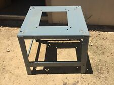 """Delta Rockwell 10"""" contractor Table Saw Stand Straight Leg FREE SHIPPING 48 !!"""