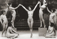 Albert Arthur Allen Photo #2, Female Figures, Group Choreography