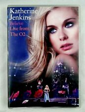 Katherine Jenkins Believe Live from The O2  DVD SB Inglese Performance musicale