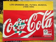 Los Grandes del Futbol Mundial (1930-1990) - Pronosticos Album INCOMPLETE