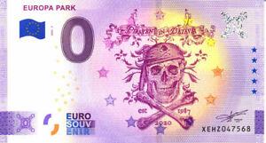ALLEMAGNE Rust, Europa Park 7, Piraten in Batavia, Anniversaire, 2020