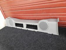 03 04 05 NISSAN 350Z COUPE REAR SPEAKER PANEL TRIM 2 PIECES OEM  FROST
