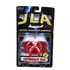 JLA Superman Red Action Figure Hasbro