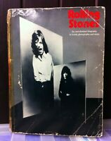 Rolling Stones an unauthorized biography in words, photographs and music 1972