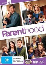 Parenthood : Season 4 (DVD, 2013, 4-Disc Set) R4 Pal - Like New