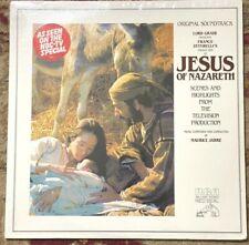 SOUNDTRACK JESUS OF NAZARETH MAURICE JARRE RCA RED SEAL *SEALED*