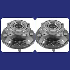 FRONT WHEEL HUB BEARING ASSEMBLY FOR 1990-1997 HONDA ACCORD 4CYL PAIR NEW GOOD