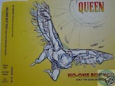 QUEEN NO ONE BUT YOU (ONLY THE GOOD DIE YOUNG) PROMO CD