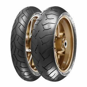 Pirelli Diablo 120/70 ZR17 (58W) & 190/50 ZR17 (73W) Motorbike Tyres