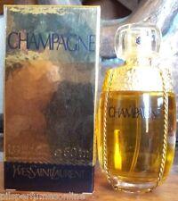 Champagne Yves Saint Laurent for women 50 ml VAPORIZADOR