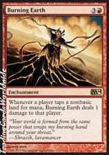 Burning Earth // FOIL // Presque comme neuf // Magic 2014 // Engl. // Magic the Gathering