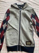 Dolce&Gabbana D&G Jacket Hoodie Small But Fit Like Medium