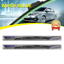 """2 PCS ANCO AEROVANTAGE Wiper Blade For ABARTH,SIMCA-FRONT PAIR 11"""" Length/91-11"""