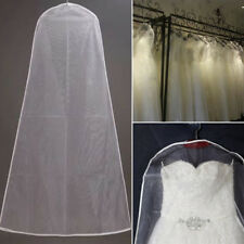 Cover Breathable Clear Garment Dust Proof Bridal Gown Wedding Dress friendly