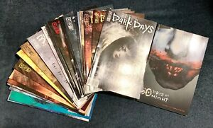 Lot (32) 30 DAYS OF NIGHT +(1) GRAPHIC NOVEL SIGNED BY STEVE NILES + TEMPLESMITH