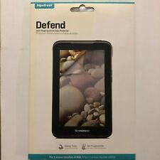 NEW HIPSTREET DEFEND ANTI-FINGER PRINT SCREEN PROTECTOR FOR LENOVO IDEATAB A1000