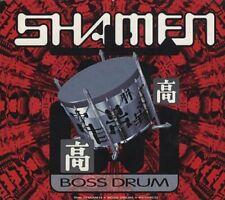 Shamen Boss drum (8 versions, 1992) [Maxi-CD]