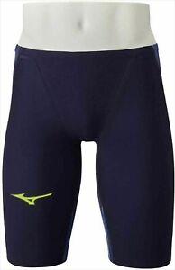 MIZUNO Swim Suit Men GX SONIC V ST FINA N2MB0001 Swimwear size M