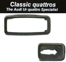 DOOR HANDLE GASKETS AUDI UR QUATTRO TURBO COUPE/80/90/100/200/COUPE/VW GOLF/ ETC