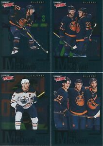 U PICK LOT 2020-21 20-21 UD Extended Series Ultimate Victory McDavid MMXXI set