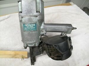 Hitachi NV83A Coil Nailer Framing Gun - Working No Leaks - READ FULL DESCRIPTION