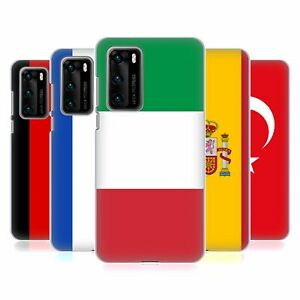 HEAD CASE DESIGNS COUNTRY FLAGS 2 HARD BACK CASE FOR HUAWEI PHONES 1