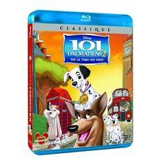 Blu Ray WALT DISNEYLES 101 DALMATIENS 2 losange N°67