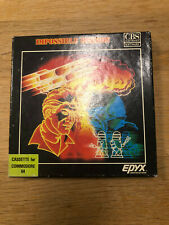 Commodore 64 - Impossible Mission - EPYX - CBS - Complete - Tested & Working.