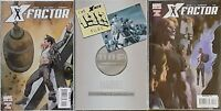 Xfactor Issue #0 The 198 Files and 2 Xfactor Comics