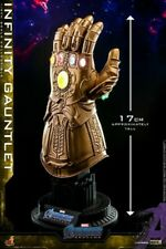 "Hot Toys 1/4 Infinity Gauntlet With LED Light Avengers:Endgame ACS007  7"" Figure"