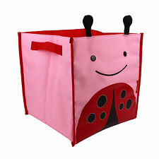 Canvas Toy Boxes & Chests for Girls