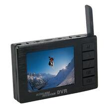 Original Boscam DV01S FPV RC Video DVR Display 5.8G Diversity Wireless Receiver