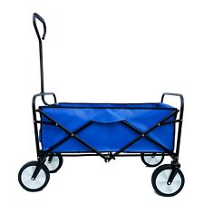 Campers folding Wagon Beach shopping  cart  portable outdoor  fishing gear