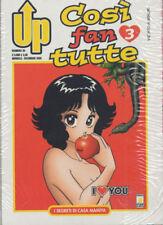 manga STAR COMICS COSI FAN TUTTE numero 3